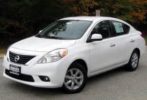 A Nissan Versa Nissan Versa The About Cars