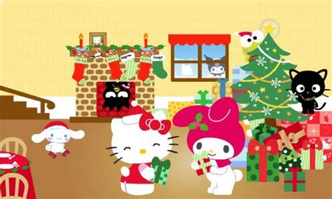 imagenes hello kitty navidad hello kitty blog im 225 genes de navidad