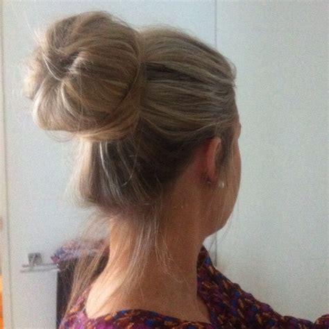 donut bun hair styles gallery the gallery for gt hair bun donut