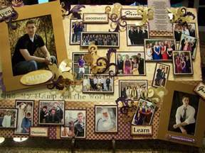 creative lessons from my heart graduation memory board class