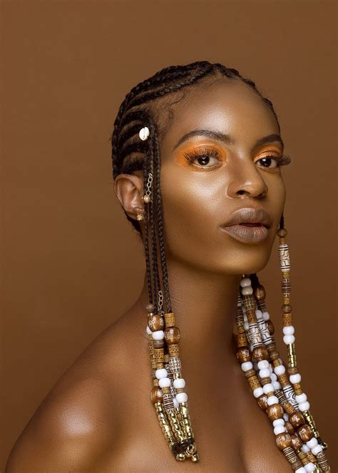 hairstyles with braids and beads 10 inspirational photos of braids with beads and cowrie