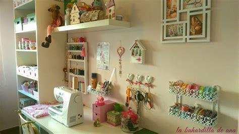 ideas para decorar mi cuarto de costura y manualidades la buhardilla de ana mi cuarto de costura