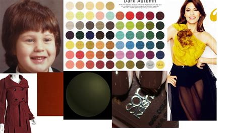 deep autumn color palette beauty and elegance deep autumn