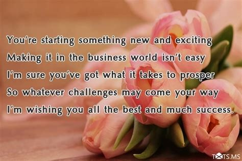 congratulations quotes and wishes for new business good