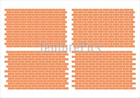 brick templates 8 best images of printable brick template for teachers