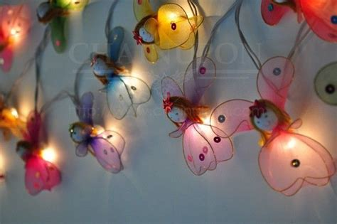 fairy lights kids bedroom angel fancy string party fairy kid bedroom home children