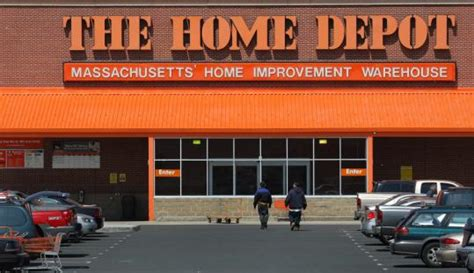 home depot plans closures layoffs the boston globe