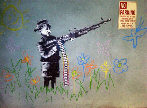 banksy documentary arrested motion