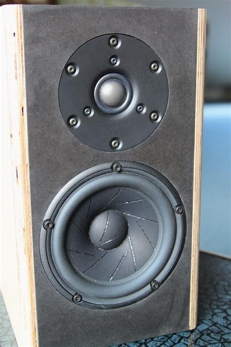 Multiplex Lackieren Lautsprecher by Aos Kit Mit Scan Speak 15w4531 G D3004 6600 In Birke