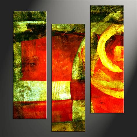 paintings home decor 3 abstract colorful home decor photo canvas