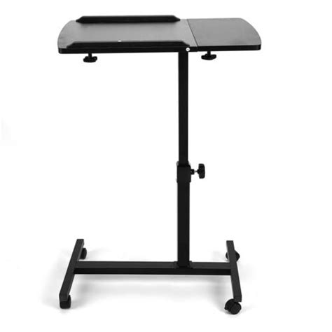 adjustable portable laptop table desk sofa bed tray computer notebook stand lap ebay