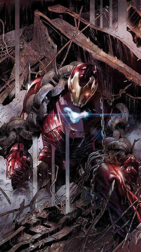 iron man mark armour fight iphone wallpaper iphone