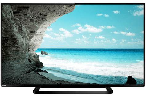 Toshiba 55l2400 Led Tv 50 Inch Fullhd Usb L24 Series Black toshiba 55l2400 55 quot hd multi system led tv with usb input