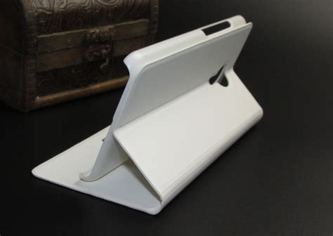 Flip Cover For Meizu M2 5 0 flip leather window view for meizu m2