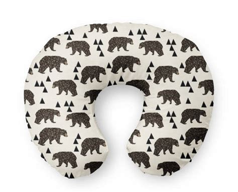 boppy pillow in crib boppy cover woodland nursing pillow cover boppy