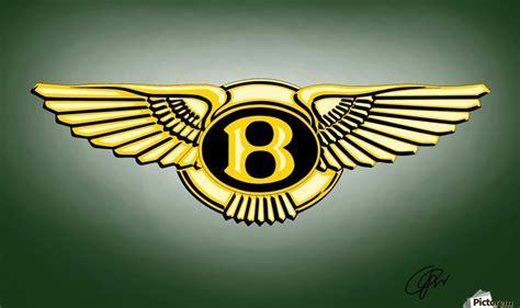 bentley logo black bentley logo khajohnpan toile