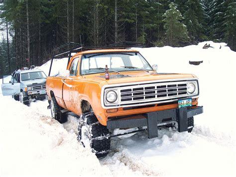 hornswagled  dodge power wagon specs