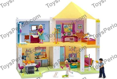 lego doll house lego 5940 doll house set parts inventory and instructions lego reference guide
