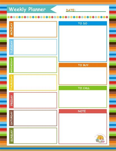daily planner template uk search results for cute planner templates calendar 2015