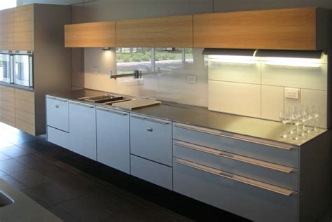 wall hung kitchen cabinets bulthaup b3 in the wall hung floating option even the