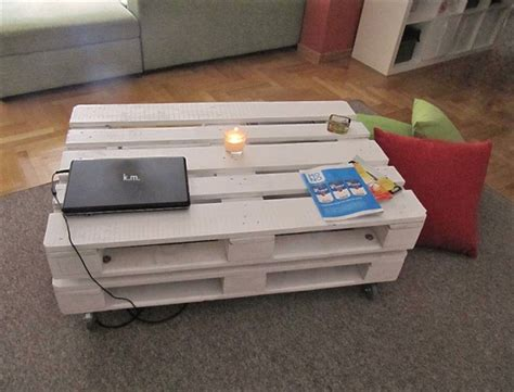 pdf diy how to build a pallet coffee table how to
