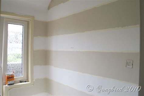 how to paint stripes on a bedroom wall how to paint striped walls my guest room makeover in progress design bookmark 12828
