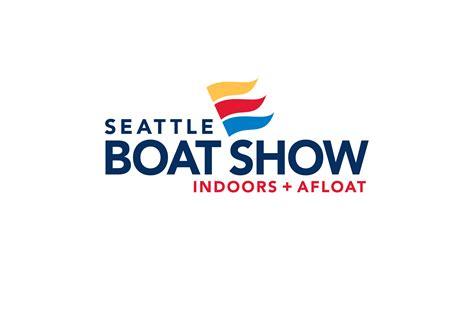 seattle boat show logo seattle boat show bullseye creative