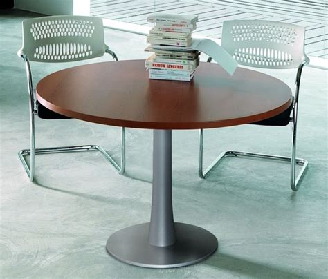 circular meeting room table notion circular boardroom or meeting room tables 1000mm diameter reality