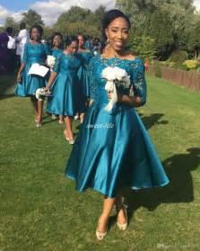 vintage wedding bridesmaids dresses best 25 tea length bridesmaid dresses ideas on