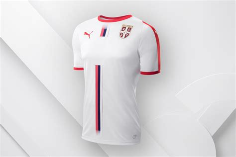 Serbia World Cup Serbia 2018 World Cup Away Jersey Revealed Soccer365