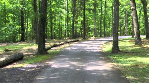 driving tour montgomery bell state park tennessee