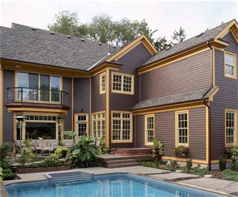 brown vinyl siding wood cedar siding contractor boston ma house exterior
