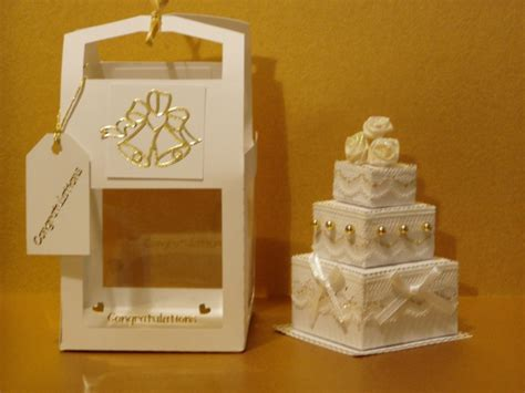 3 Tier Cake Card Template by Celebration Tier Cake Template Complete With Display Box