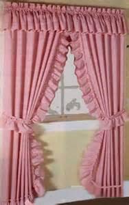 Ruffled Priscilla Curtains Pink Priscilla Curtains 187 Ideas Home Design