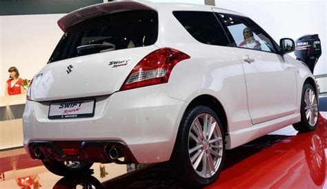 New Maruti Suzuki Sport Maruti Sports And Hybrid Version At 2012 Auto Expo