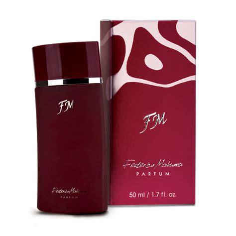 Parfum Pria Federico Mahora Fm 198 fm 198 parfum 50ml products fm world uk official