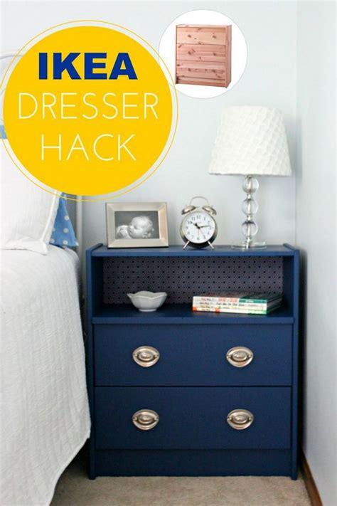 Kullen Nightstand by 25 Simple And Creative Ikea Rast Hacks Hative