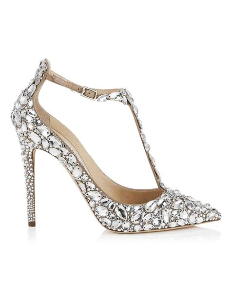 14 Jimmy Choo Shoes by Closed Toe Evening Shoes To Rock For Your Winter Wedding