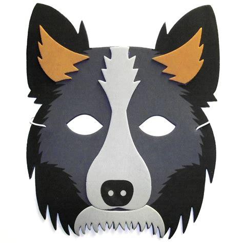 30 sheepdog collie masks animal masks children s masks