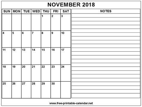 printable calendar 2018 with lines printable calendar 2018 november download print