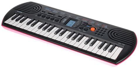 Keyboard Casio Sa 78 casio sa 78 thomann united states