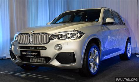 f15 bmw x5 xdrive40e m sport in hybrid suv launched