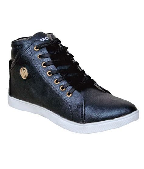 sukun black casual shoes price in india buy sukun black