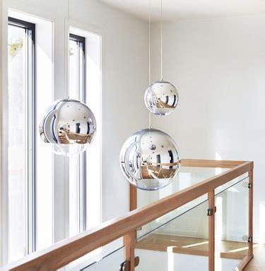 beleuchtung umkleidekabine suspension mirror chrome 216 25cm h25cm tom dixon