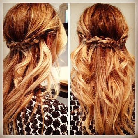 hair braiding styles long hair hang back layered hanging braid long hairstyles how to