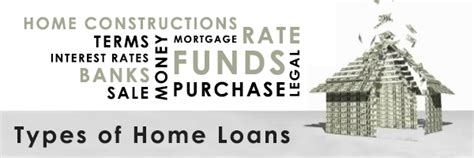 Different Home Loans by Different Type Of Home Loans In Mumbai Property Market