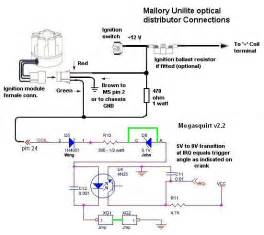 mallory unilite ignition wiring diagram motorcycle review and galleries