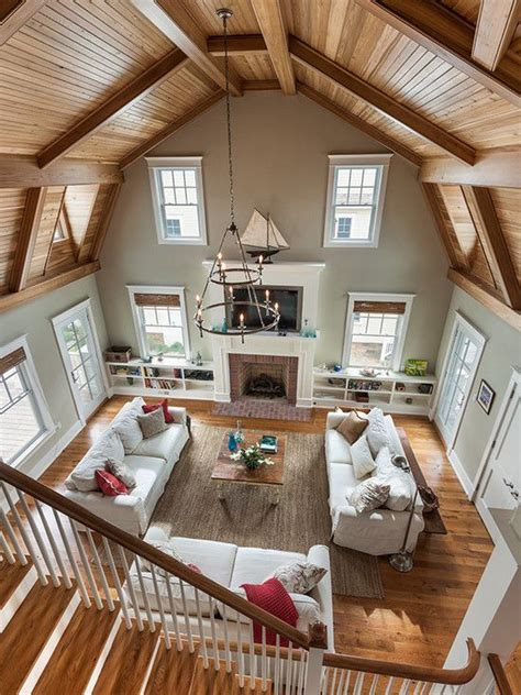 house with high ceilings 25 best ideas about gambrel roof on master bedroom style can openers