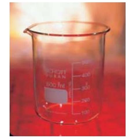 Duran Glass Beaker Low Form With Spout 800ml duran beaker low form with graduation and spout proficient