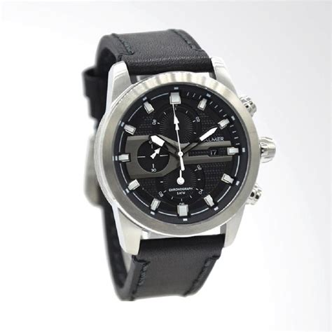 Balmer B 7926mb Hitam Putih jual balmer b 7938m jam tangan pria leather hitam